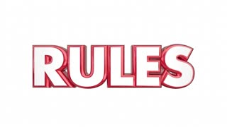 Rules Breaking Laws Illegal Word Cracking 3d Animation
