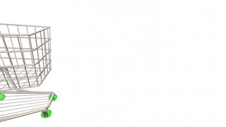 Shopping List Cart Buy Purchase Store Customer 3d Animation