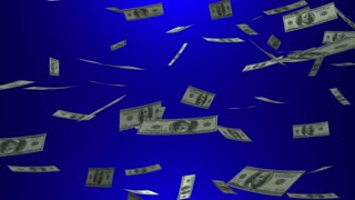 Social Security Claim Filing Words Money Animation