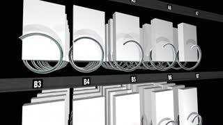Stand Out Best Unique Product Competitive Advantage Vending Machine 3d Animation
