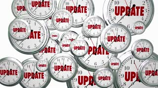 Update New Latest Information Clocks Animated Video