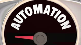 Automation Robot Automated Process Android 3 D Animation