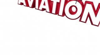 Aviation Drone Flying Flight Device 3 D Animation