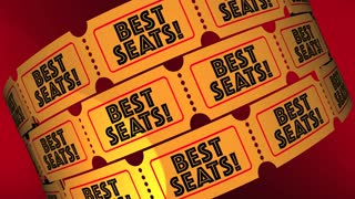 Best Seats Tickets Front Row Theater 3 D Animation