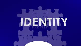 Branding Identity Marketing Management Puzzle 3 D Animation