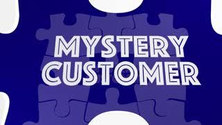 Buyer Persona Puzzle Piece Customer Profile 3 D Animation