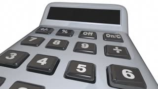 Can You Retire Calculator Save Money Nest Egg 3 D Animation