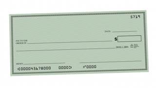 Cashflow Income Check Cash Flow Words 3 D Animation
