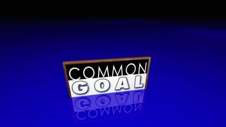 Common Goal People Sharing Same Mission Teamwork 3 D Animation