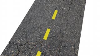 Enroll Sign Up Register Road Word Registration 3 D Animation