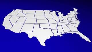 Louisiana La State Map Pin Location Navigation Destination