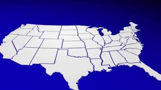 Minnesota Mn State Map Pin Location Navigation Destination