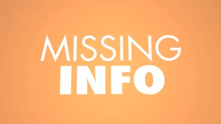 Missing Information Puzzle Fill Gap Knowledge 3 D Animation