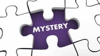 Mystery Solved Clues Invesitgate Solving Puzzle 3 D Animation