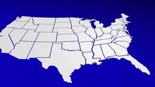 North Carolina Nc State Map Pin Location Navigation Destination