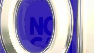 North Carolina Nc State Map Name 3 D Animation
