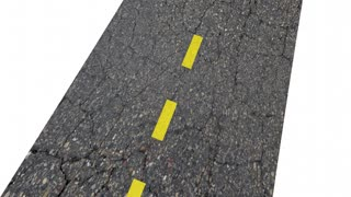 Partnership Cooperation Collaboration Work Together Road Word 3 D Animation