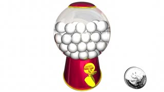 Something To Chew On Gumball Machine Idea 3 D Animation