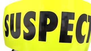 Suspect Crime Scene Tape Criminal Prime Suspicion 3 D Animation