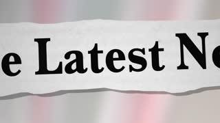 The Latest News Headlines Information Updates 3 D Animation