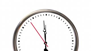 Time To Discover Find New Things Clock 3 D Animation