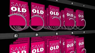 Try Something New Product Trial Offer Vending Machine 3 D Animation