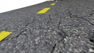 What Do You Think Question Mark Road Words 3 D Animation