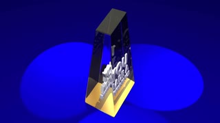 You Made A Difference Award Recognition 3 D Animation