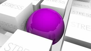 Zen Stress Relief Purify Relax Enlightenment 3 D Animation
