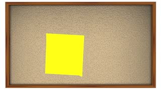 Words Plus Action Equals Results Sticky Notes Bulletin Board 4K