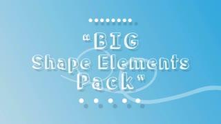 Shape Motion Pack (164 Elements)