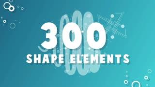 Shape Motion Pack 300