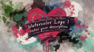 Watercolor Ink Pack (150 Element)