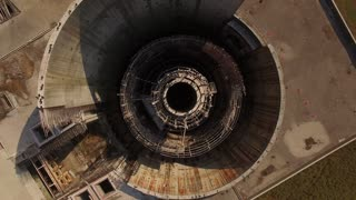 Descending Into Abandoned Nuclear Reactor Swarming With Vultures 001