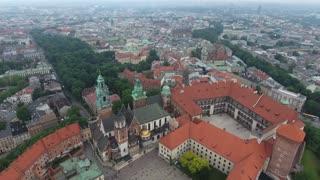 Flying High Over Krakow Poland 002