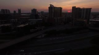 Sunrise Timelapse Downtown Nashville Condos Stabilized