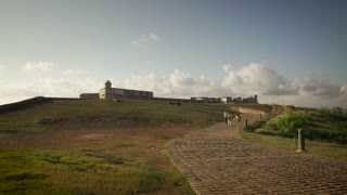 1 Morro Fortress Castle In Santiago De Cuba