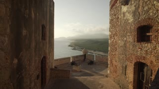 3 View Of Atlantic Ocean From Morro Castle In Santiago Cuba