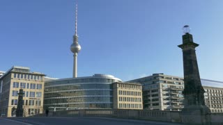 4 Berlin German City Germany Europe Urban View Landscape Buildings