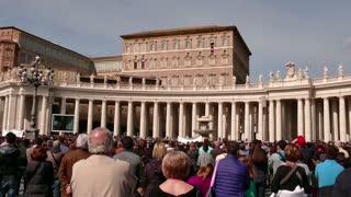 Angelus Sunday Prayer Pope Francis Vatican Rome Roma Italy Italia