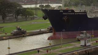 Cargo And Logistics Panama Canal Miraflores Locks-5
