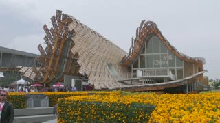 China Pavilion Milan Milano Expo 2015 Italy International Exposition Exhibition