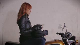 Save the ride a redhead