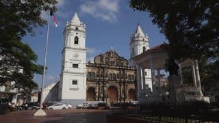 Panama City, Casco Viejo, Casco Antiguo, Old Quarter church