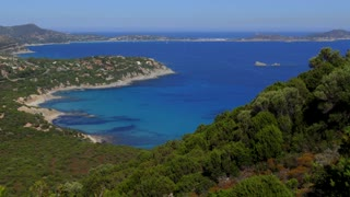 Sandy Beaches Near Villasimius In Sardegna Italia Natural Landscape Italy Italian Coast