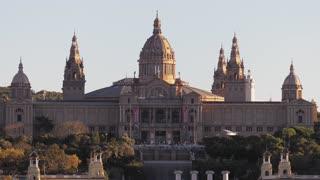 View Of National Art Museum Museu Nacional De Catalunya