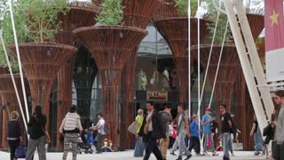 Vietnam Pavilion Milan Milano Expo 2015 Italy International Exposition Exhibition