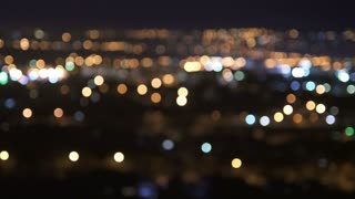 6 in 1 video! The blur light of the night city. Real time capture