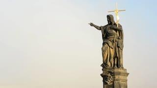 Historical statue - jesus christ (religion - christianity)