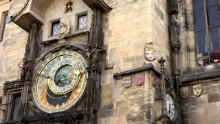 The Old Town Hall - Prague astronomical clock